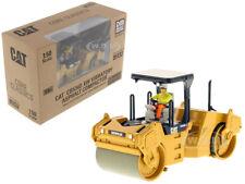 CAT CATERPILLAR CB-534D XW ASPHALT COMPACTOR / ROLLER 1/50 DIECAST MASTERS 85132