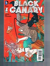 Black Canary #1 Babbs Tarr 1:25 Variant Cover DC Comics 2015