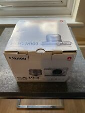 Canon EOS M100 Kit 15-45 mm Black System Camera Spiegellos - Outstanding