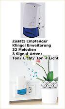 Zusatz Klingel für Klingel Erweiterung von Maag Electronic Funk  32 Melodien