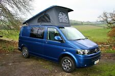 VW T5 camper van Brand new conversion, Low miles, Air Con, 6 months warranty