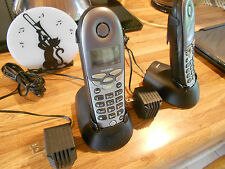 PAIR OF TWO (2) SIEMENS 8800 GIGASET CORDLESS HANDSETS FOR 8825 SYSTEM