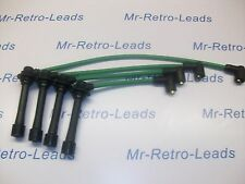 GREEN 8MM PERFORMANCE IGNITION LEADS FOR THE MX5 MK1 MK2 1.6 1.8 EUNOS QUALITY