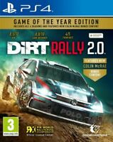 DiRT Rally 2.0 Game Of The Year Edition For PS4 (New & Sealed)