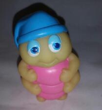 Vintage 1980's Playskool Glo Friends Glo-Snugbug Glow Dark Bug Worm Gloworm Toy