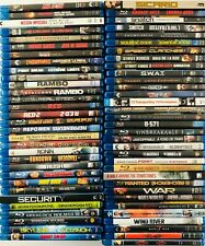 Great Action Movies on Blu-ray - Buy One or More Only 2.99 Shipping