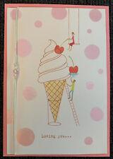 HALLMARK VALENTINE'S DAY LOVE GREETING CARD