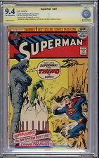 Superman #251 CBCS NM 9.4 Monterey - Neal Adams Signature Series