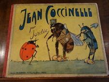 Jean Coccinelle Jordic Illustré Delagrave