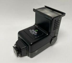 Sunpak Auto 266 D Thyristor Show Mount Camera Flash