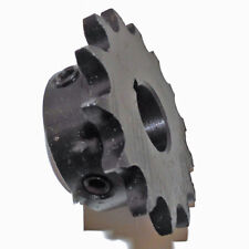 "2114 Azusa #41 Go Kart Jackshaft Sprocket 14 Tooth 3/4"" Bore"