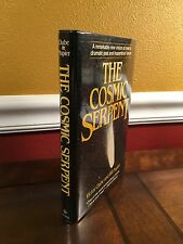 """1982 1st Edition/Printing """"THE COSMIC SERPENT"""" by Victor Clube & Bill Napier"""