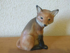 Purbeck Fox Figurine - Widlife Series