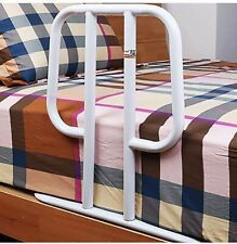 Safety Bed Rail Bedside Assist Handrail Handle Elderly Patients Pregnant 220lbs
