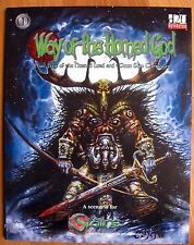 Way of the Horned God Part Four of the Horned Lord Slaine D20 Mongoose new
