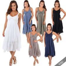 Boho Casual Dresses A-Line