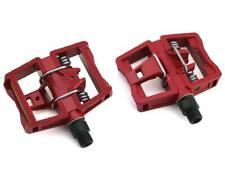 """T2GR019 Time Link ATAC Dual Sided Pedal (Red) (9/16"""")"""