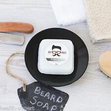 Mo Bro's - non profumato Premium BARBA & PELLE sapone, Balsamo & Detergente 80g