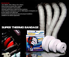 Buddy CLUB di scarico Wrap termica SUPER THERMO BENDA TERMICA 10 METRI Y0815