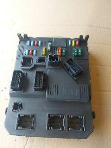 S118085220 E 9653667680 PEUGEOT 206 CITROEN XSARA PICASSO BSI FUSEBOX