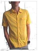 New VON ZIPPER MENS MED BOYS L Sport Golf Tennis Shirt Jumper Top RRP $119