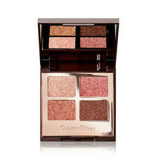 $53 CHARLOTTE TILBURY Palette of Pops Luxury Eyeshadow Quad in Pillow Talk * NIB