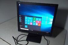 "NEC AccuSync LCD72 17"" LCD TFT Monitor 1280x1024 VGA Tiltable 450:1 ASLCD72V-BK"