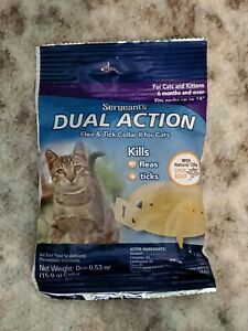 Sergeants Dual Action Flea & Tick Collar For Cats , PartNo 3287, by Sergeant'S P