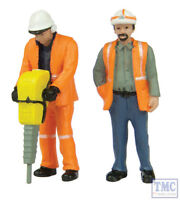47-401 Scenecraft O Gauge Lineside workers A (pack of 2 figures)