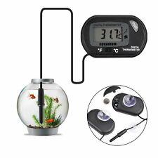Digital LCD Thermometer Fish Tank Aquarium Marine Terrarium Reptile Frog Snake