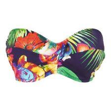 Bandeau Swim Bikini Tops for Women