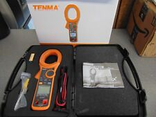 New Professional Tenma 72-7800 Digital Clamp Meter. Used by Pros and Amateurs
