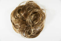 Ginger + Cinnamon Frost Red Short Wavy Straight Scrunchie Accessorie Hair Pieces