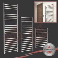 Quality Polished Stainless Steel Heated Towel Rails, Ladder Rails, Radiators!