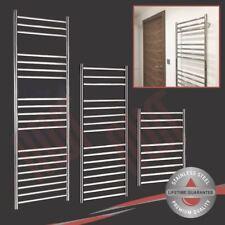 Quality Polished Stainless Steel Heated Towel Rails, Ladder Rails, Radiators!