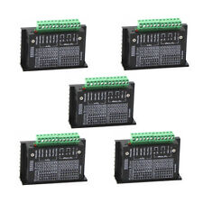 5PCS CNC Single Axis 4A TB6600 Stepper Motor Drivers Controller 42/57/86