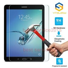Tempered Glass Skin Screen Protector For Samsung Galaxy Tab S3 SM-T820/T825 9.7""