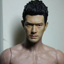 HOT FIGURE TOYS 1/6 HEADSCULPT Takeshi Kaneshiro HEADPLAY Straight hair