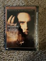 Interview with the Vampire (DVD) Special Edition Tom Cruise,Brad Pitt  Brand New