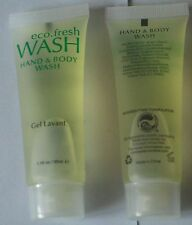 Eco-fresh wash, hand and body wash, 30ml, Ideal for holidays