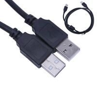 Newly USB 2.0 Cable Type A Male to male Extention Cord  1.5M RF