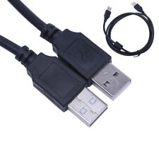 Newly USB 2.0 Cable Type A Male to male Extention Cord  1.5M ON