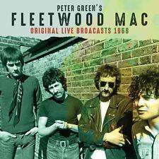 FLEETWOOD MAC - Original Live Broadcasts 1968. New LP + Sealed. **NEW**