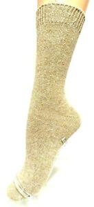 """Socks With Cashmere """" Beigemelange """" Gr.39-42, 43-46"""