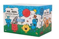 2019 Mr Men Complete Library Set 47 Books Entire Collectors' Collection Box New