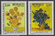MONACO - 1978 Monte Carlo Flower Show, 1979 (2v) UM / MNH