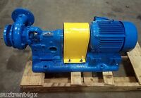 GOULDS Pump with Siemens Motor 5hp Model 029 *Never Been Grouted* (PU003)