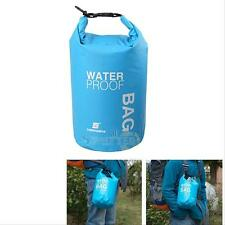 2L Sports Waterproof Dry Bag Backpack Pouch Floating Boating Kayaking Camping