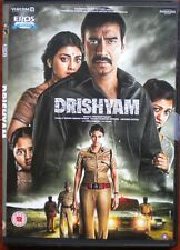 DRISHYAM HINDI BOLLYWOOD MOVIE (2015) DVD HIGH QUALITY PICTURE AND SOUNDS
