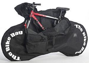 Fantastic New Large Non Padded Bike Bag - No Disassembling-Fits a Mountain Bike